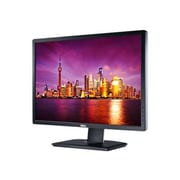 "Dell™ UltraSharp U2412M 24"" WUXGA Widescreen LED LCD Adjustable Monitor, Black"
