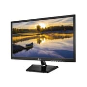 "LG 19M37D-B 19"" Full HD WXGA Smart Energy Saving LED LCD Monitor, Black Hairline"