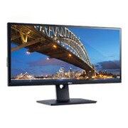 "Dell™ UltraSharp U2913WM 29"" UW-UXGA Adjustable Ultra Widescreen LED LCD Monitor, Black"