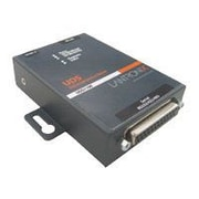 Lantronix® 1-Port 110 VAC Serial to IP Ethernet Device Server, Lantronix DSTNI-EX 48 MHz 256KB