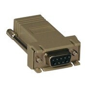Tripp Lite Serial/RJ-45 Crossover Wiring Modular Adapter, Beige
