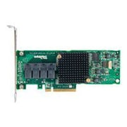 Adaptec® 16-Port PCI Express 3.0 x8 Plug-in Card Single SAS Controller