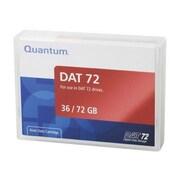 Quantum® DAT 72 36GB/72GB Data Cartridge