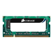 Corsair® CM3X2GSD1066 4GB (1 x 4GB) DDR3 204-Pin SDRAM PC3-8500 SoDIMM Memory Module Kit