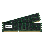 Micron® Crucial® CT2K16G3ERSLD4160B 32GB DDR3 240Pin PC3-12800 DIMM Registered Memory Module Kit