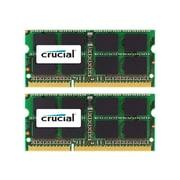 Crucial™ CT2K2G3S1067M 4GB (2 x 2GB) DDR3 SDRAM SoDIMM DDR3-1066/PC3-8500 Desktop/Laptop RAM Module