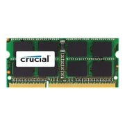 Micron® Crucial® CT4G3S1067M 4GB (1 x 4GB) DDR3 204-Pin SDRAM PC3-8500 SoDIMM Memory Module Kit