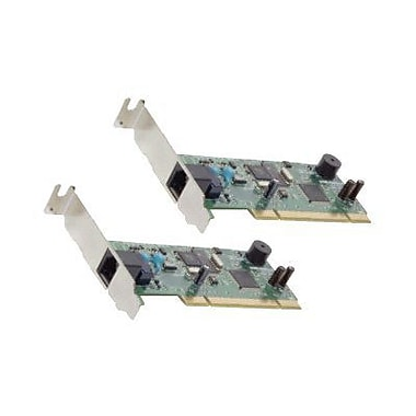 U.S. Robotics® USR2980-OEM V.92 Low Profile PCI Data/Fax Modem