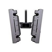 "Peerless-AV® SmartMount® Back-to-Back Ceiling Mount for 30"" - 75"" Flat Panel Display, Black (PLB-1)"