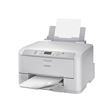 Epson® Wf-5190 Workforce Pro Network Inkjet Colour Printer With Pcl/Adobe Ps