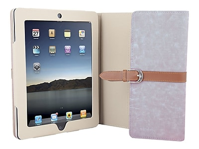 Take Offer Urban Factory Executive Nubuck Rotative Folio Case For iPad/iPad2/New iPad, Gray Before Special Offer Ends