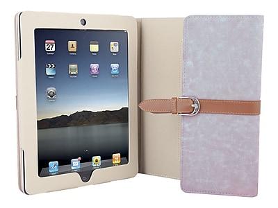 Urban Factory Executive Nubuck Rotative Folio Case For iPad/iPad2/New iPad, Gray
