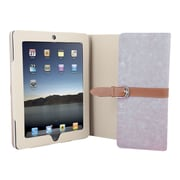Urban Factory Executive Nubuck Rotative Folio Case For iPad/iPad2/New iPad, Gray