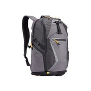 "Case Logic® Griffith Park Gray Polyester Backpack For 15.6"" Laptop/Tablet"