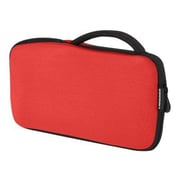 Cocoon® Racing Red Neoprene Minifolio Case For Sony PSP/Nintendo DS Series