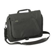 "Targus® Spruce EcoSmart Black/Green Polyester Messenger Carrying Case For 15.6"" Laptop"