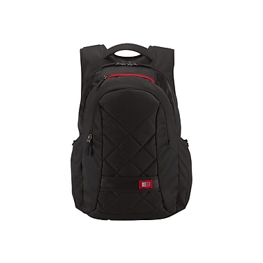 Case Logic® Black Polyester Backpack For Up To 16