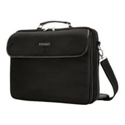 "Kensington® Black Nylon Portable Carrying Case For 15.4"" Laptop/Notebook"