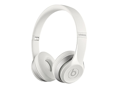 Beats by Dr. Dre Solo 2 On-Ear Headphones, White