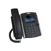 Adtran® 1200854G1#GB 12-Line Corded VoIP Phone, Black