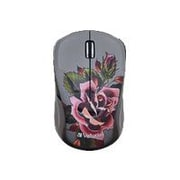 Verbatim® USB 2.0 Wireless Notebook Mouse, Rose