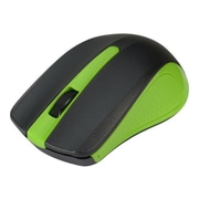 SIIG® JK-WR0E12-S1 USB Type A Wireless Optical Mouse, Green