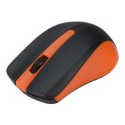 SIIG® JK-WR0F12-S1 USB Type A Wireless Optical Mouse, Orange