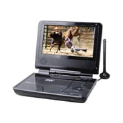 "Azend Envizen ED8850B 7"" Portable Digital TV and DVD Player"