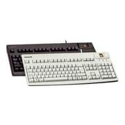 CHERRY G83-14501LPBEU-2 Biometric Keyboard With TCS1 Area Sensor, Black