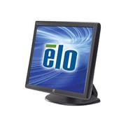 "ELO E607608 19"" 1280 x 1024 LCD Touchscreen Monitor, Dark Gray"