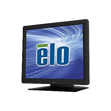 Elo – Écran tactile ACL à DEL résistif à 5 fils de 1280 x 1024 E649473, 17 po, noir