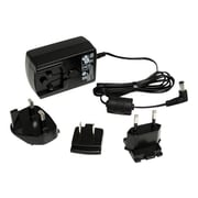 StarTech 4.5' Universal Power Adapter For KVM Switch, Black
