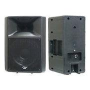 Pyle® PPHP1259 500 W 2-Way Full Range Loud PA Speaker, Black