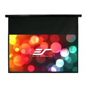 Elite Screens ® Starling Series ST100XWH-E24 Electric Wall/Ceiling Projection Screen, 100""