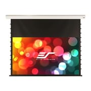 "Elite Screens® Starling Tab-Tension STT100UWH-E24 Electric Ceiling/Wall Mount 100"" Projector Screen"