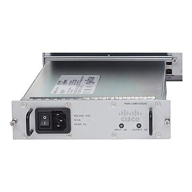 Cisco PWR-C49M Plug In Module AC Power Supply For Catalyst 4900M