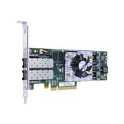 Qlogic® 10GB Dual-Port FCoE & iSCSI Gigabit Ethernet Card