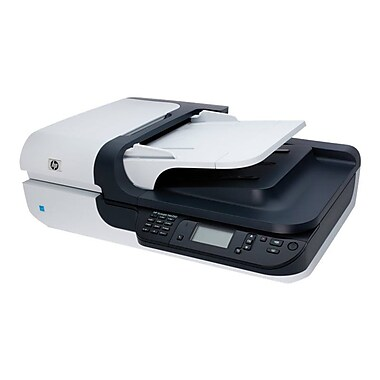 HP® Scanjet N6350 Networked Document Flatbed Scanner