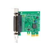 Brainboxes Intashield 1 LPT Low Profile Printer PCI Express Card