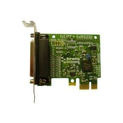 Brainboxes 1-Port Low Profile Parallel Printer PCI Express Card