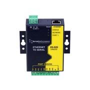 Brainboxes Ethernet 1-Port RS232 10 x Screw Terminal Block
