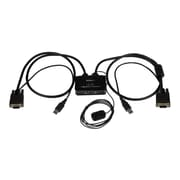 StarTech 2-Port USB VGA Cable KVM Switch