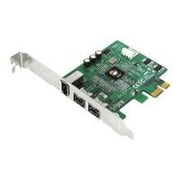SIIG® 3-Port FireWire 800 PCI Express Card