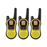 Motorola MH230TPR Rechargeable Two-Way Radio, 23 Miles Range, 3 Pack