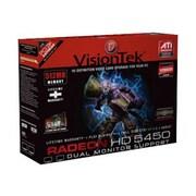 VisionTek® Radeon™ HD 5450 Dual DVI/mDP SFF PCI Express 2.1 Graphics Card