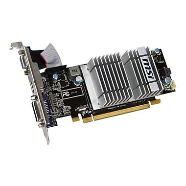 msi® Radeon™ 5450 1GB PCI Express 2.1 Graphic Card