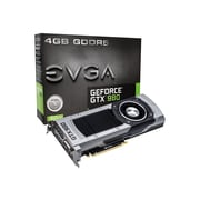 EVGA® GeForce GTX 980 4GB PCI Express 3.0 Graphic Card