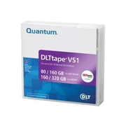 Quantum® DLT 80GB/160GB Data Cartridge