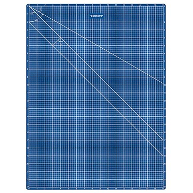 Westcott Double Sided Cutting Mat, 18