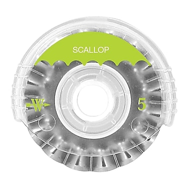 Westcott Rotary Blade, Scallop for 13790